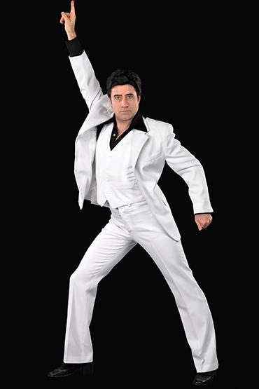 Saturday Night Fever Disco pose