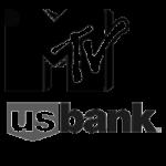 USbank Mtv logo